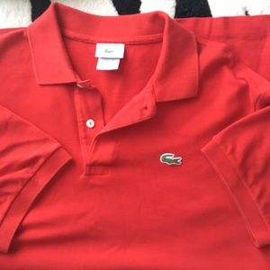 Lacoste short sleeves polo